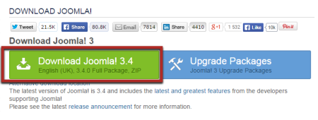 download joomla